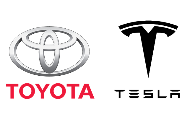Tesla's shares dive by US$50b. Tesla vs Toyota