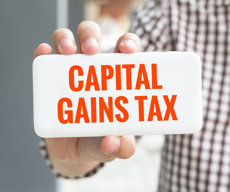 Did you realise a Capital Gain this year?